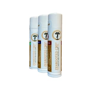 CBD Lip Balm Three Pack