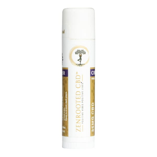Lavender CBD Lip Balm